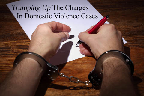 Why Police Overcharge In Colorado Domestic Violence Cases, Charge inflation